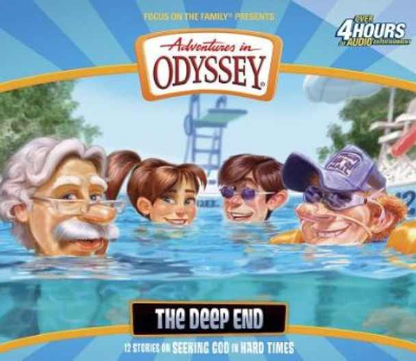 The Deep End - #55 CD Set by Adventures in Odyssey
