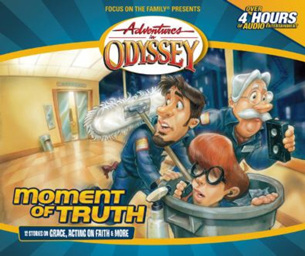 Moment of Truth - #48 CD Set by Adventures in Odyssey
