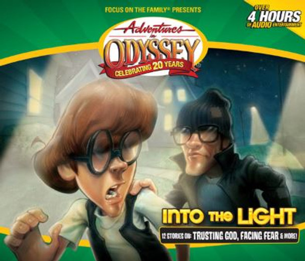 Into the Light - #47 CD Set by Adventures in Odyssey