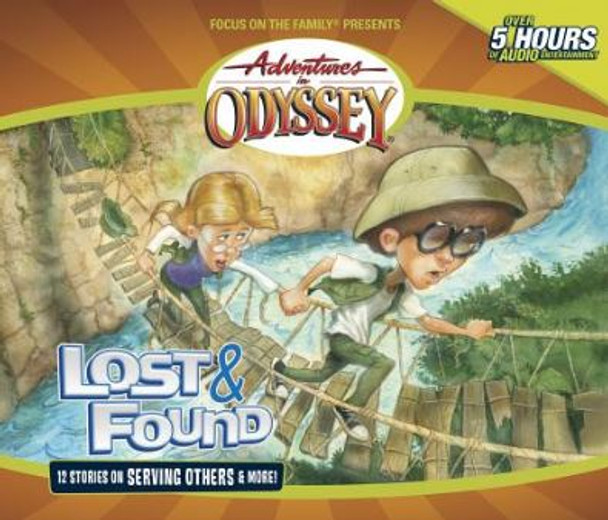 Lost and Found - #45 CD Set by Adventures in Odyssey