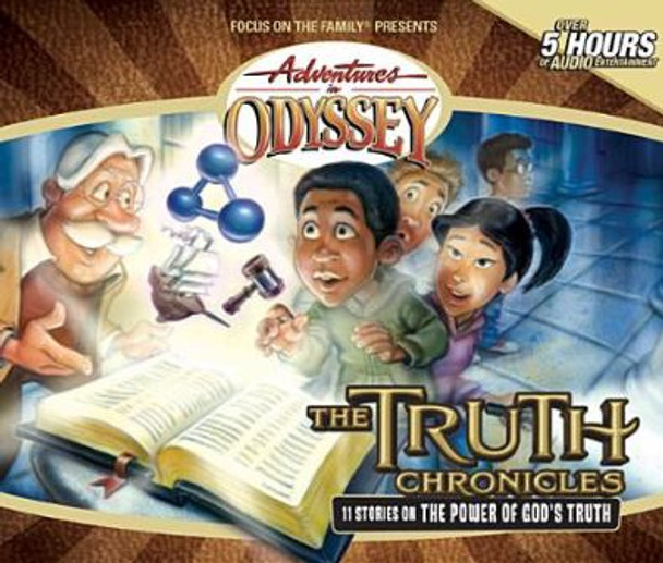 The Truth Chronicles -  CD Set by Adventures in Odyssey