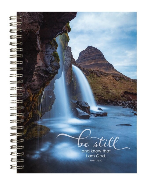 Be Still - Journal - by Heartwarming Thoughts