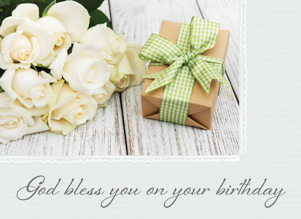 KJV Boxed Cards - Birthday, Gifts of Love by Heartwarming Thought
