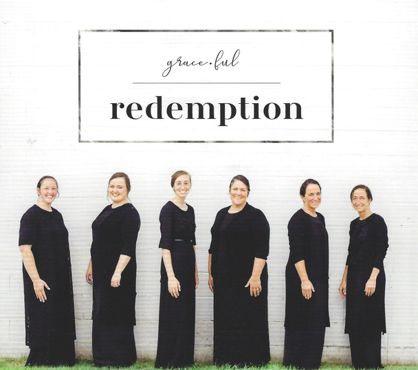 Redemption CD by Grace*ful (Graceful)