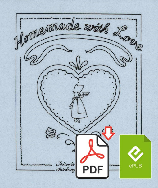 Homemade With Love - Fairview Haven Cookbook in PDF and ePub