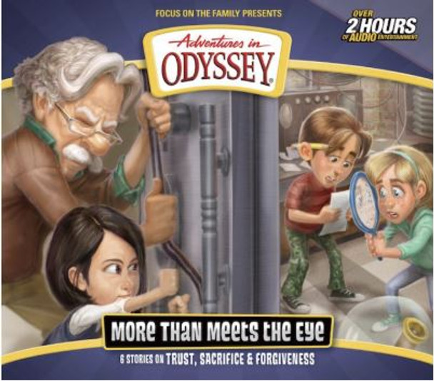 More Than Meets The Eye - #67 CD Set by Adventures in Odyssey