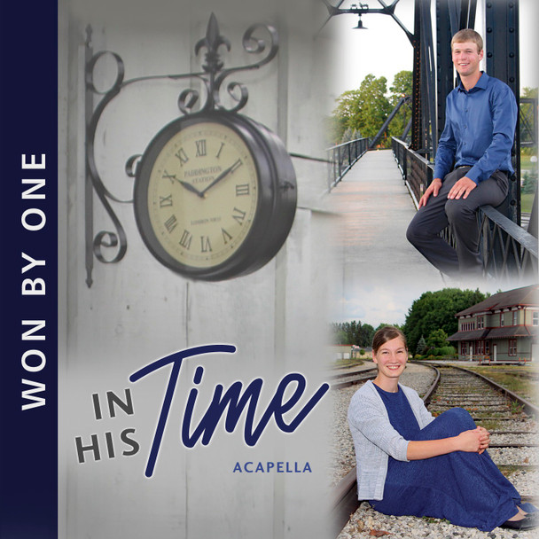 In His Time CD by Won by One