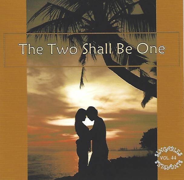 The Two Shall Be One CD by Heartsong Singables