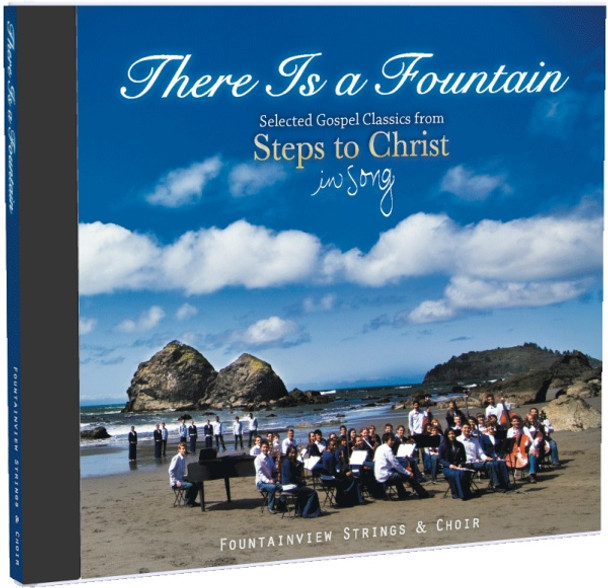 There Is A Fountain CD by Fountainview Strings & Choir
