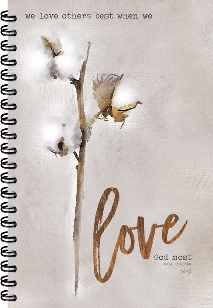 Cotton - Journal - by Heartwarming Thoughts