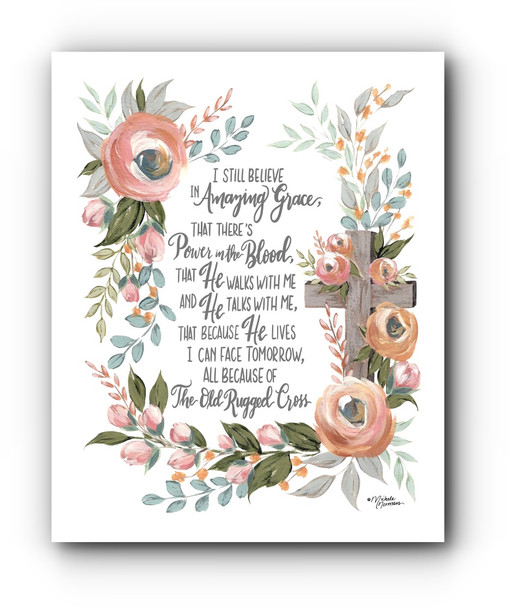 I Still Believe - Wall Plaque by Heartwood Hollow