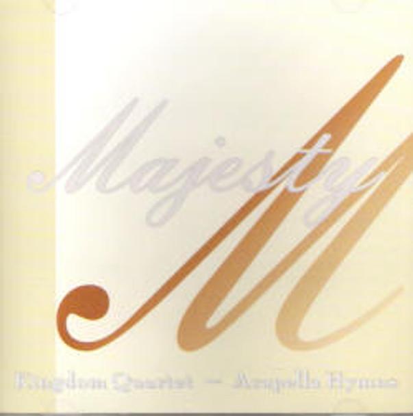 Majesty CD by Kingdom Quartet