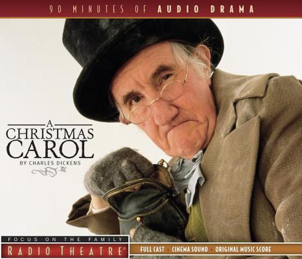 A Christmas Carol - Audio Drama CD by Focus on the Family