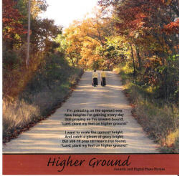 Higher Ground CD by Heather & Judy