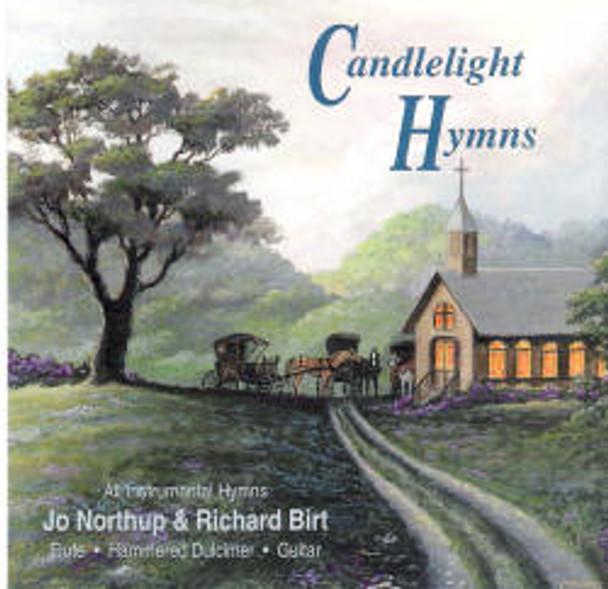 Candlelight Hymns CD by Jo Northup & Richard Birt