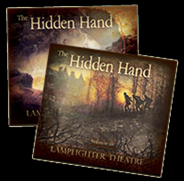 The Hidden Hand - Lamplighter Theatre Dramatic Audio CD
