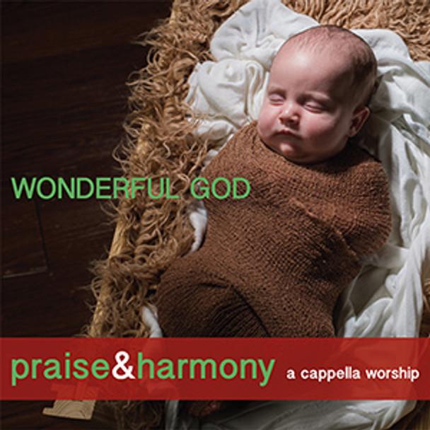 Wonderful God by Praise & Harmony - 2 CD Set with bonus Vocalist Training