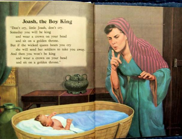 Baby Joash - My Bible Friends Book One