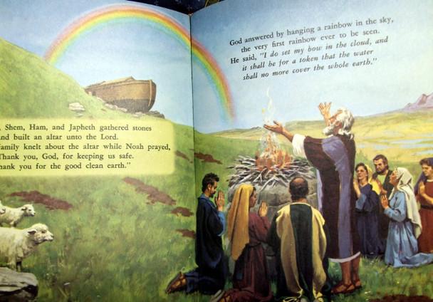 Noah's Ark - My Bible Friends Book Four