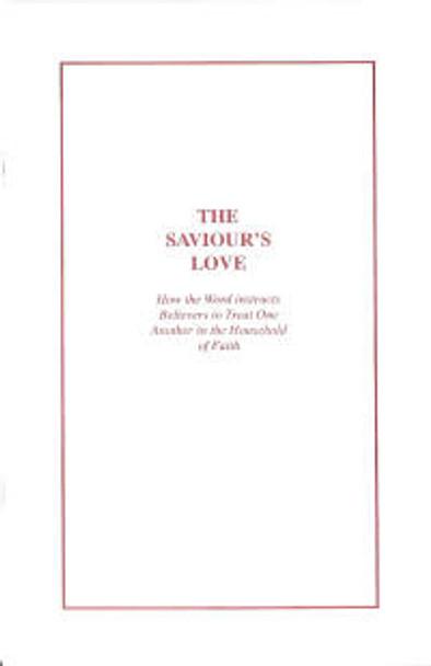 The Saviour's Love - Book