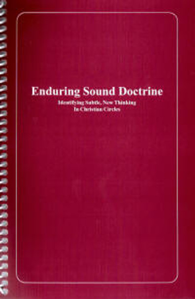 Enduring Sound Doctrine - Book