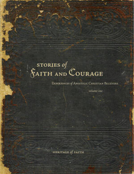 Stories of Faith and Courage Vol 1 - Book