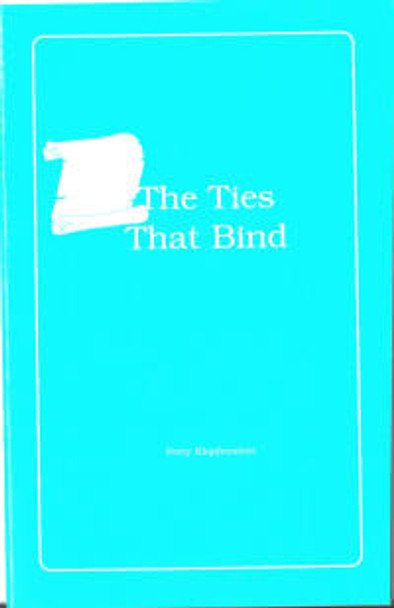 The Ties That Bind - Book