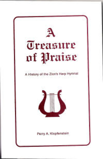 A Treasure of Praise - Book