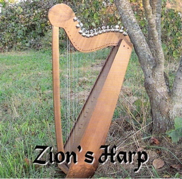 Zion's Harp CD by Andrew Klaus
