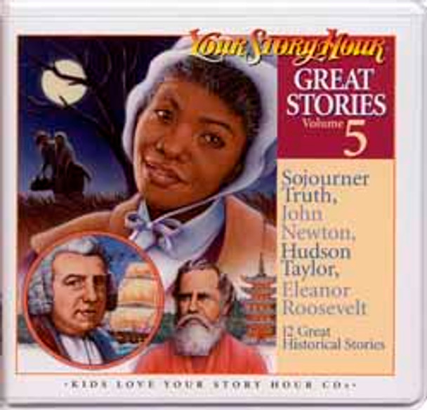 Great Stories Vol 5 Audio CDS by Your Story Hour