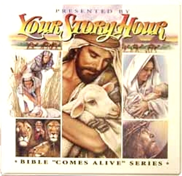 Bible Comes Alive Vol 3 Audio CDS by Your Story Hour