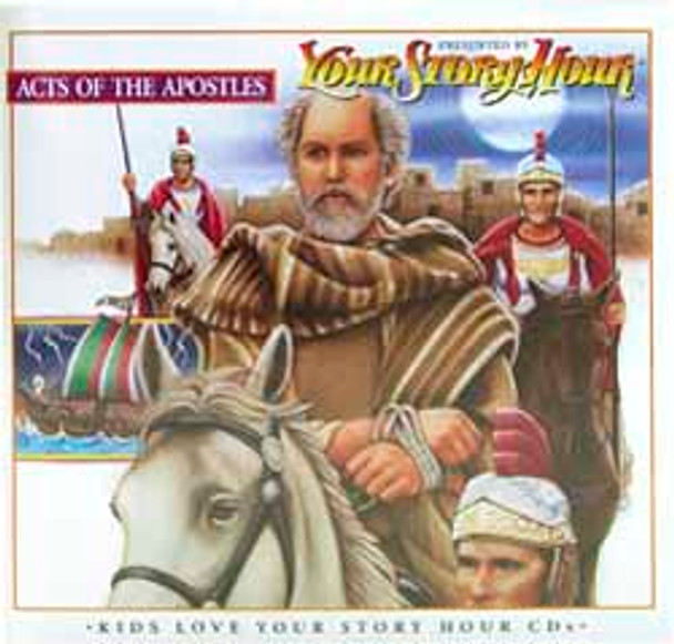 Acts of the Apostles Audio CDS by Your Story Hour