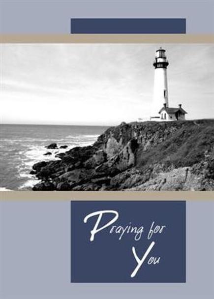 "Praying for You - 5"" x 7"" KJV Greeting Card 436"