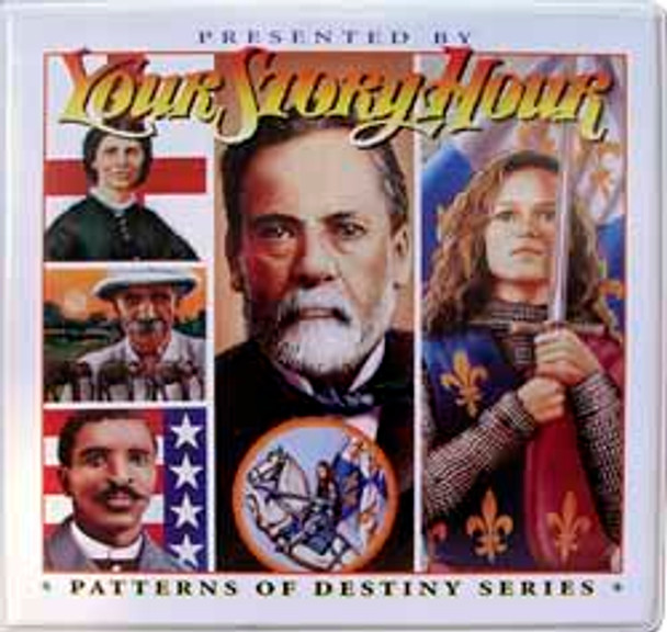 Patterns Of DestinyVol 7 Audio CDs by Your Story Hour