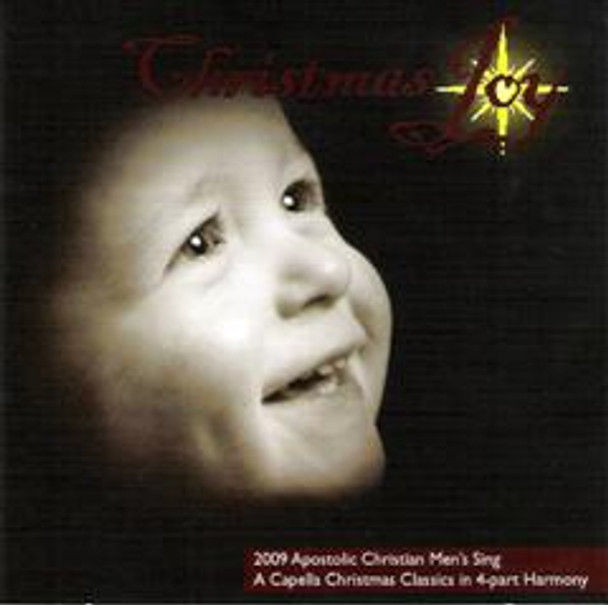 Christmas Joy CD by Apostolic Christian Men's Sing