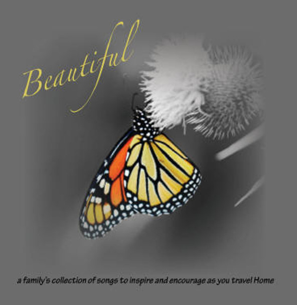 Beautiful CD by Dave Blunier Family