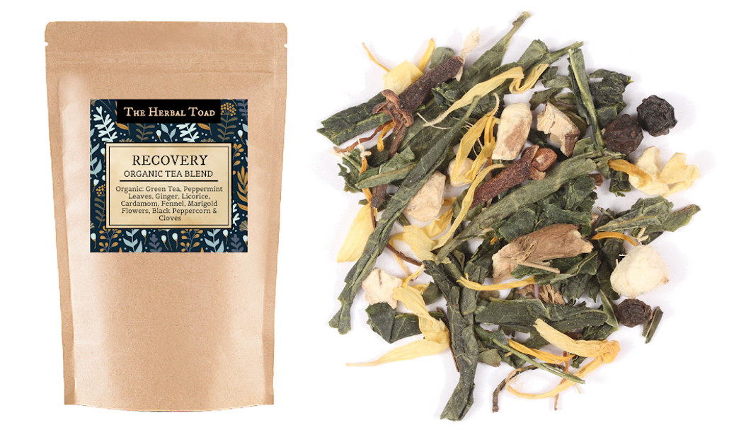 Get To Know Recovery Tea