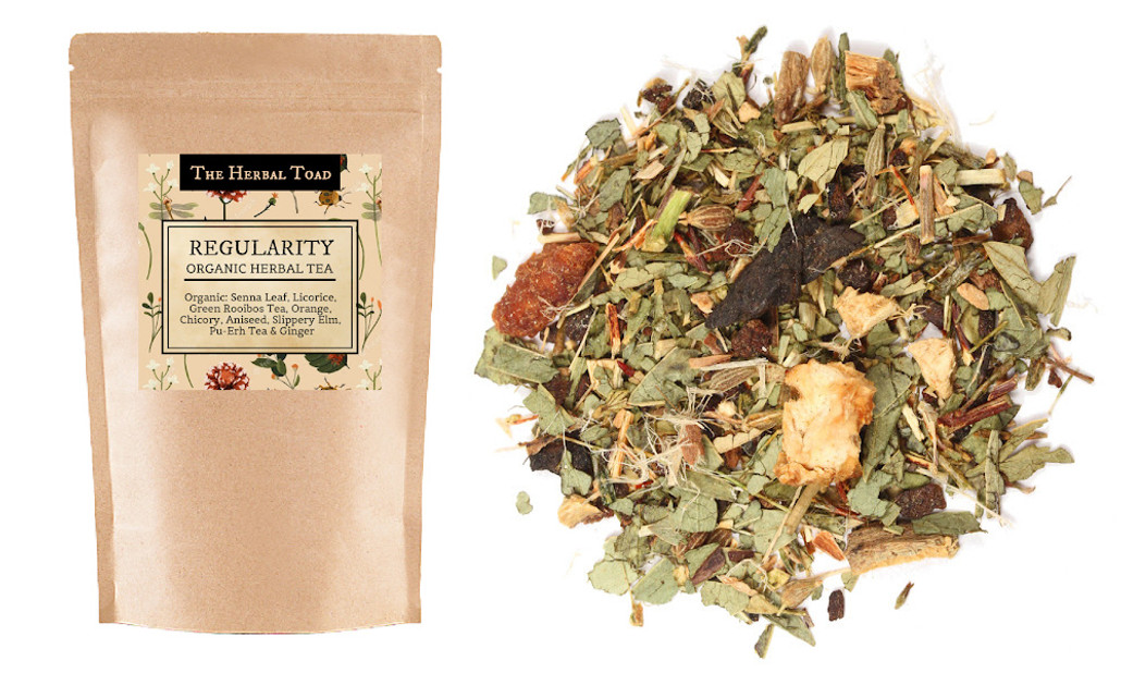 Get To Know Our Regularity Tea
