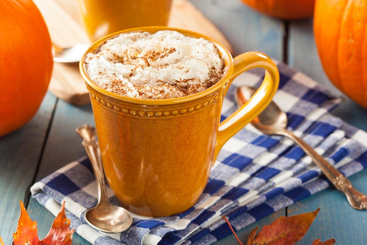 Pumpkin Pie Hot Cocoa