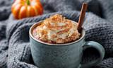 Pumpkin Pie Hot Cocoa Recipe