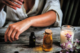 How to Get Thick Essential Oils Out of the Bottle