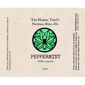 Peppermint Roll-On