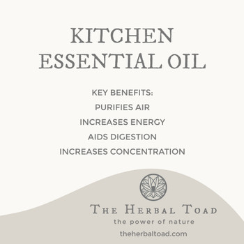 Kitchen Essential Oil