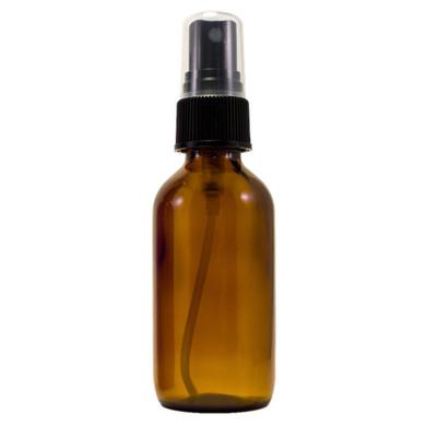 Amber Glass Mist Spray Bottle