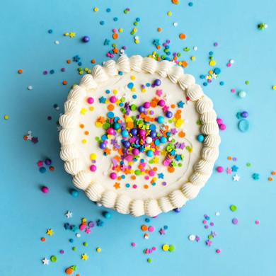 Birthday Cake Tea