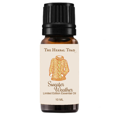 Sweater Weather Essential Oil Blend