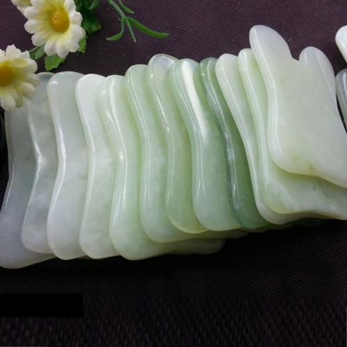 Jade Gua Sha Tool