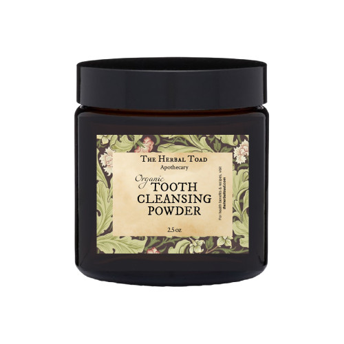 Tooth Cleansing Powder