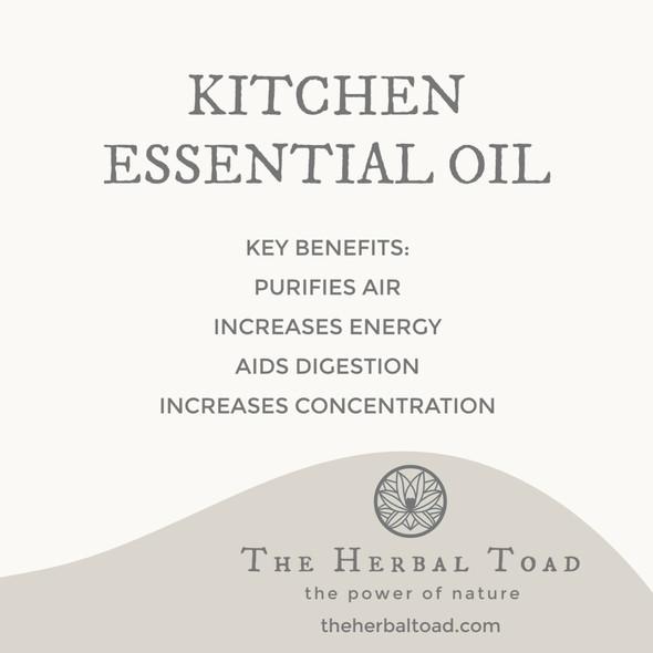 Kitchen Essential Oil