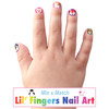 Animal Friends Nail Stickers by Girl Nation